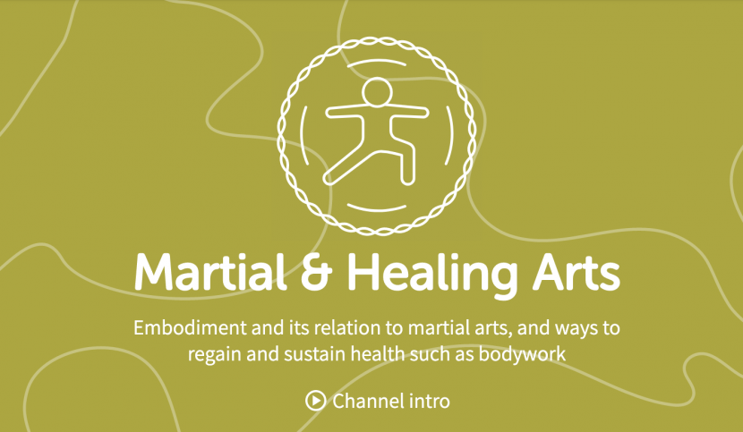 Martial & Healing Arts